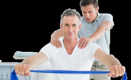 טיפול פיסיותרפיה בבית שיעזור לכל אחד אחרי תאונה