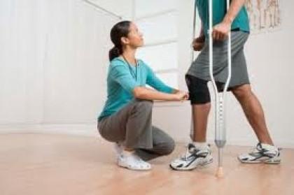פיזיותרפיה לברך עם דלקת