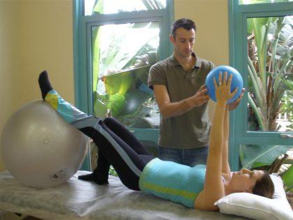 טיפול פיזיותרפיה